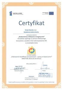 certyfikat bud