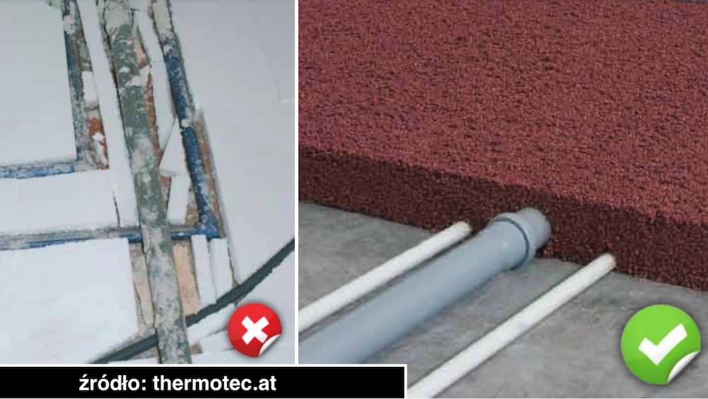 Thermotec- styropian w płynie. Rozwiązanie praktyczne w budowie domu