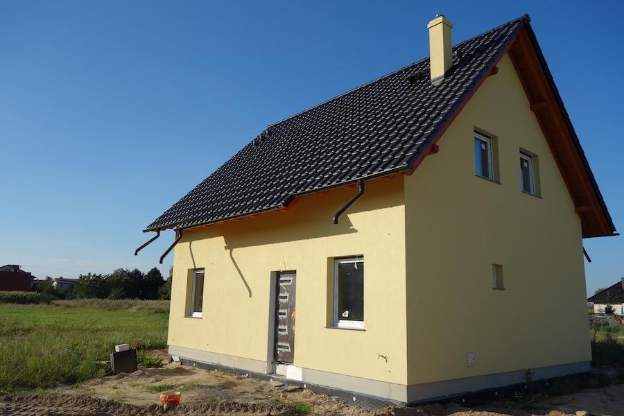 Dom jednorodzinny wolnostojący w Godzikowicach