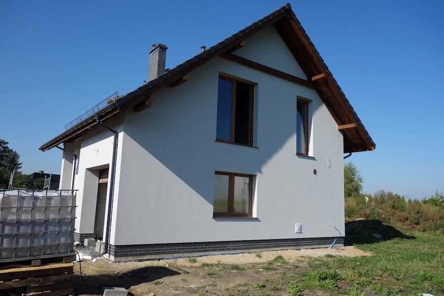 Dom jednorodzinny wolnostojący w Żórawinie