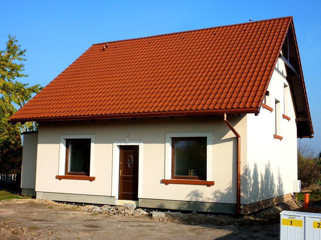 Dom jednorodzinny – Jelcz-Laskowice