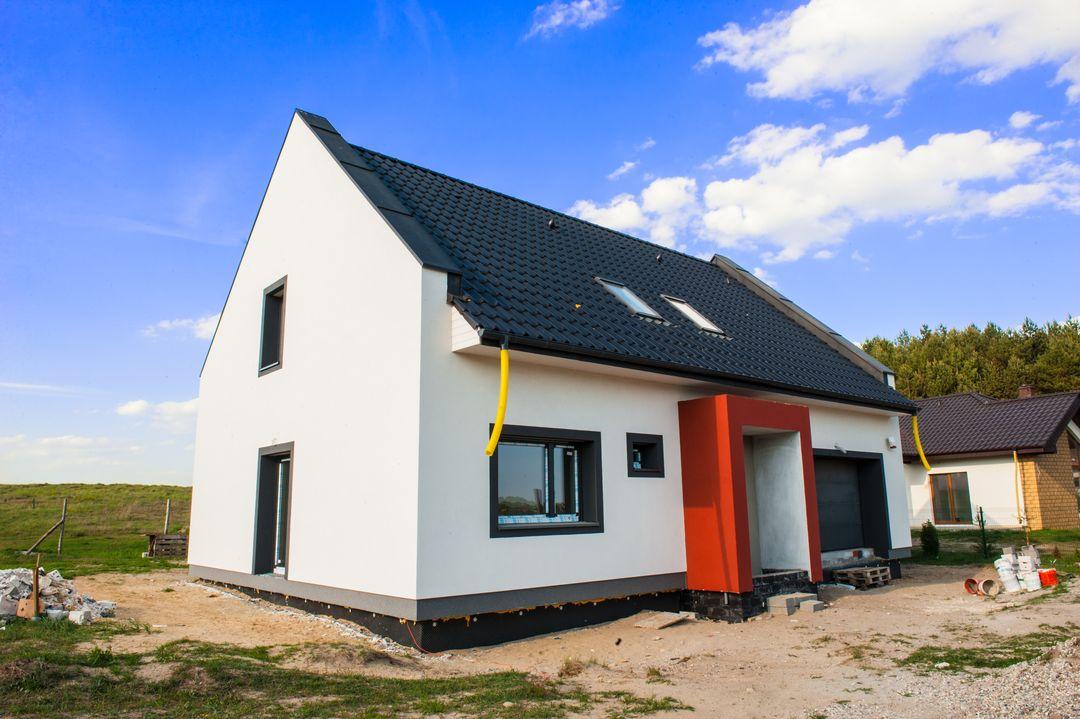 Dom energooszczędny w Krzeczynie