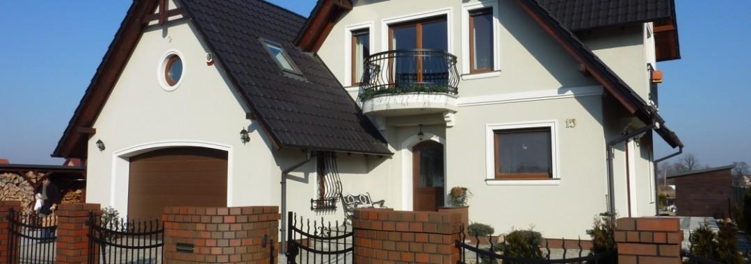 Dom energooszczędny w Chrząstawie Małej