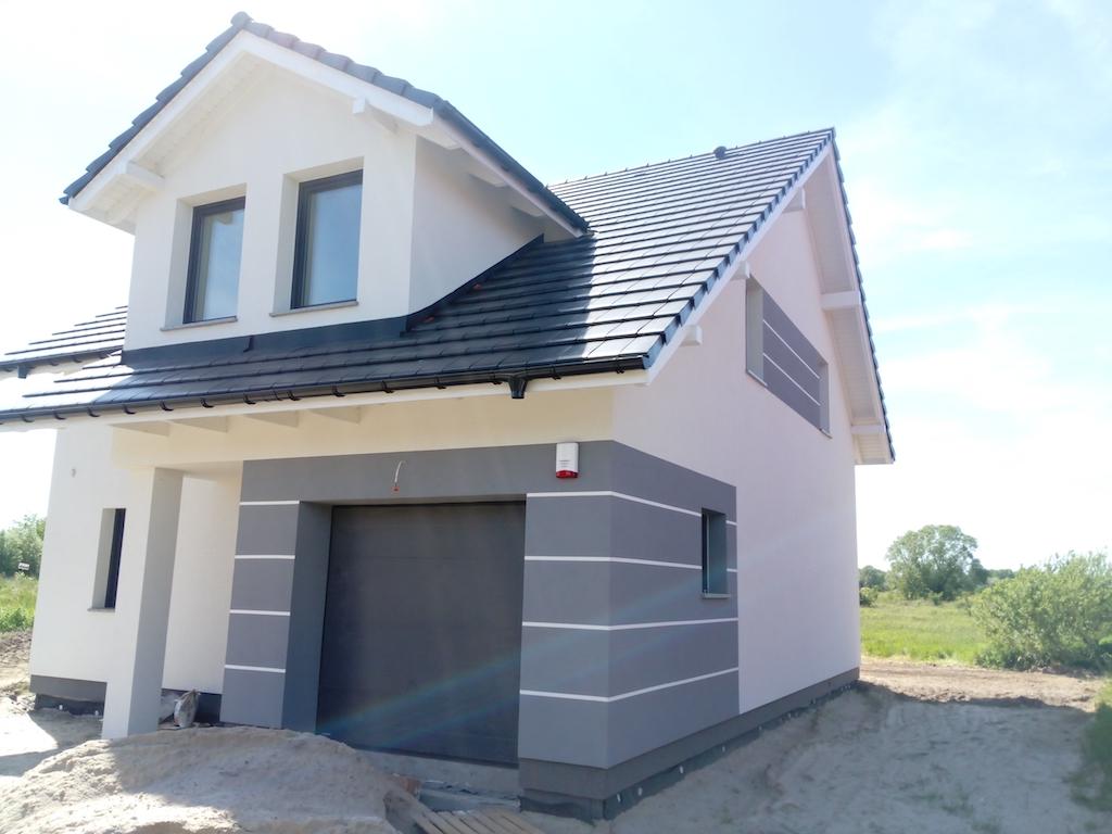 Dom jednorodzinny wolnostojący w Długołęce