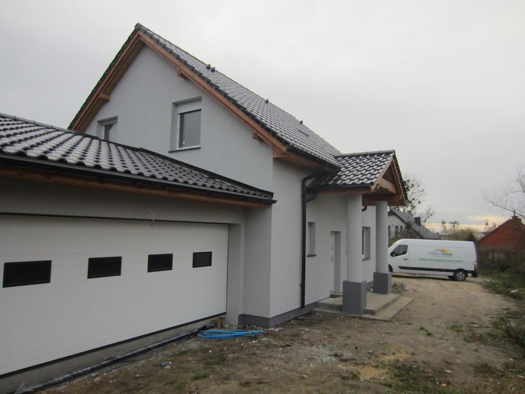 Dom jednorodzinny wolnostojący w Siedlcu