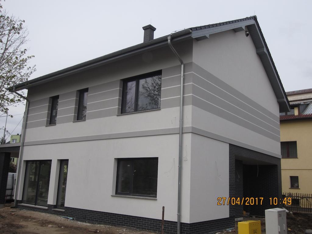 Dom jednorodzinny wolnostojący we Wrocławiu